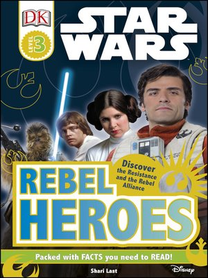 cover image of Star Wars Rebel Heroes